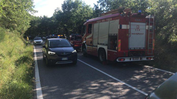 """Incidente Zanardi, il sindaco di Pienza: """"Non avevamo comunicazioni di gare o manifestazioni"""""""