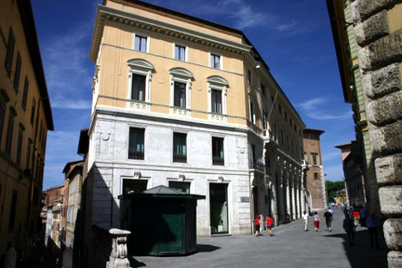 Crisis of the Agricultural Consortium of Siena, five councilors: