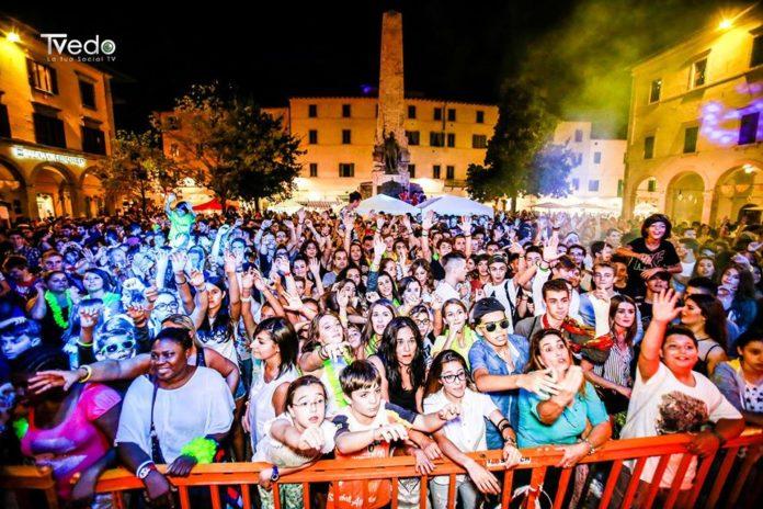 """Colle Val d'Elsa: confermata per il 5 settembre la """"Notte Gialla"""""""