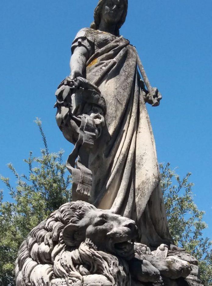 Restauro monumento ai caduti guerra indipendenza, Scuola Edile Siena raccoglie l'appello