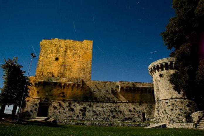 Sarteano, per la notte di San Lorenzo passeggiata al castello e degustazione