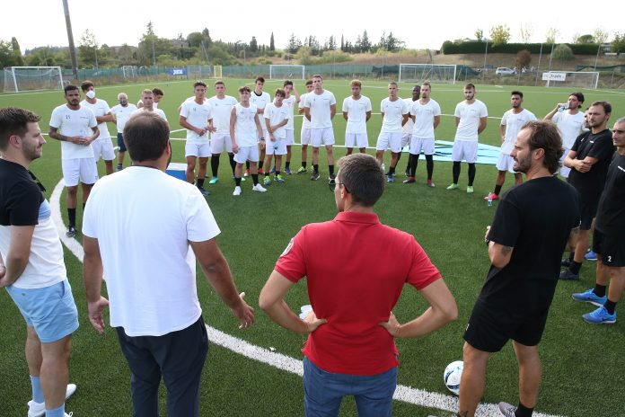 Acn Siena, casi di positività al Covid-19: verso il rinvio del match con il Grassina
