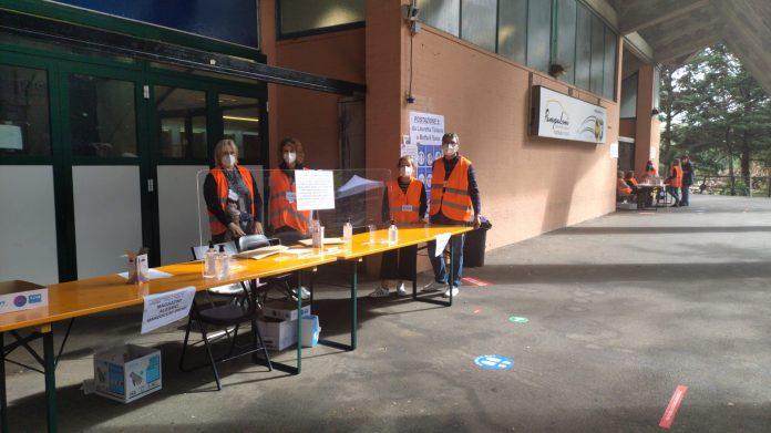 Concorso pubblico al PalaEstra, 80 dipendenti comunali e Municipale garantiscono la sicurezza