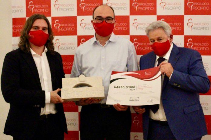 La Pro Loco di Asciano torna ad assegnare il premio Garbo d'Oro