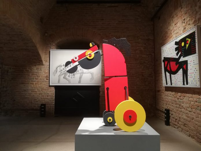 """""""Il Gioco del Cavallo"""". Ai Magazzini del Sale la mostra di Tano Pisano"""