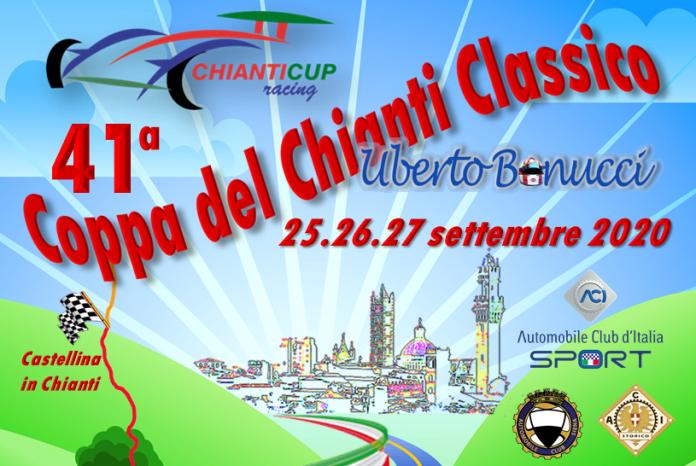 Dal 25 al 27 Settembre la 41ª Coppa del Chianti Classico