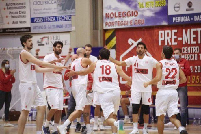 Basket, positivo in squadra: si ferma la San Giobbe Chiusi