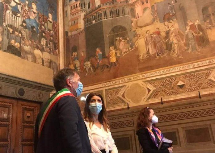 L'ambasciatrice armena in Italia ospite a Siena