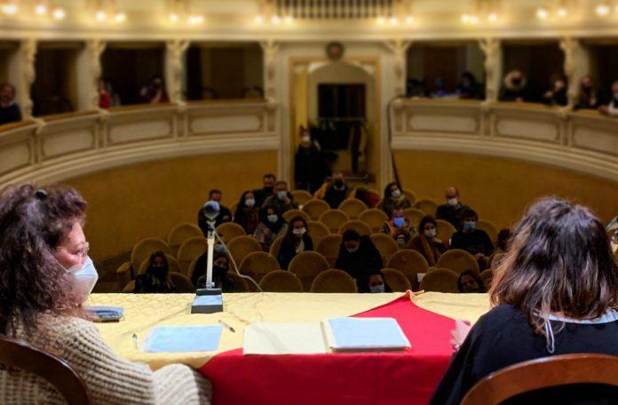 Sarteano, sette donne alla guida del Centro Commerciale Naturale