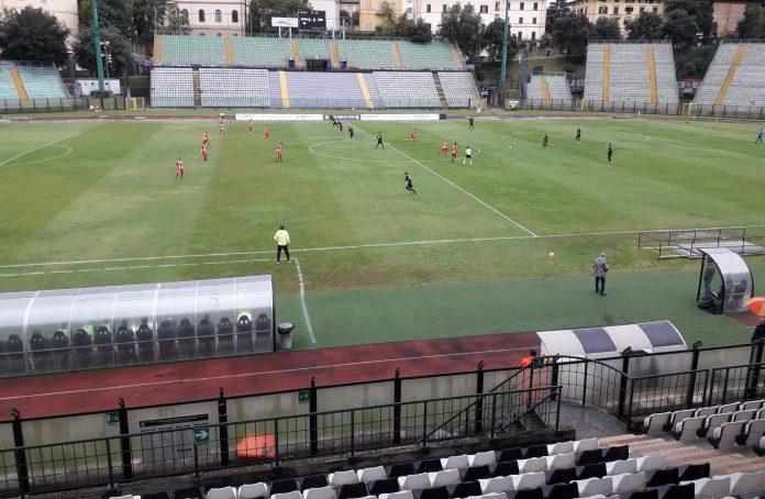 Doccia fredda per il Siena: il Tiferno Lerchi vince 1-3