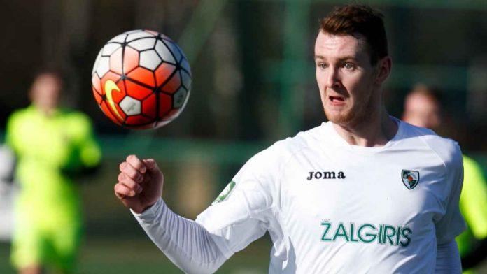 Acn Siena, arriva l'attaccante Rokas Krusnauskas