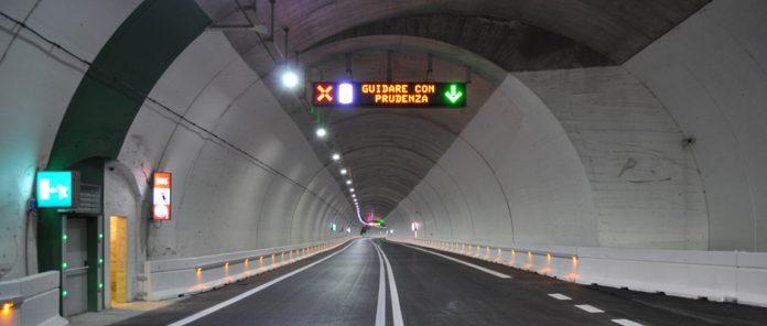 Anas, alla Toscana 15 milioni per la manutenzione delle gallerie