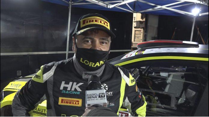 """Tuscan Rewind, il senese Granai si gioca il campionato di rally: """"Dobbiamo vincere"""""""