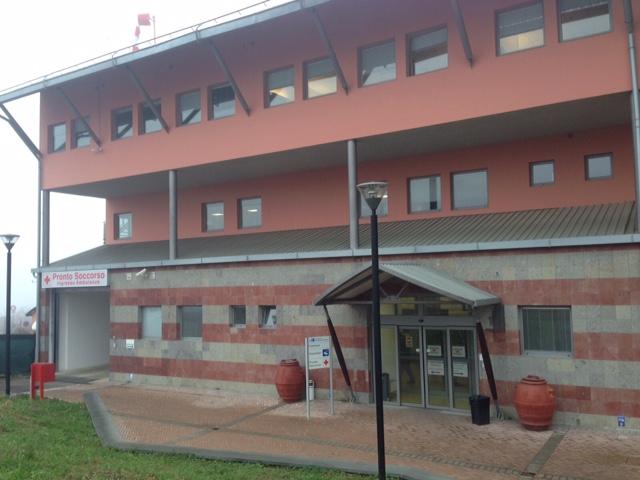 Abbadia San Salvatore: contagio all'ospedale, 3 positivi