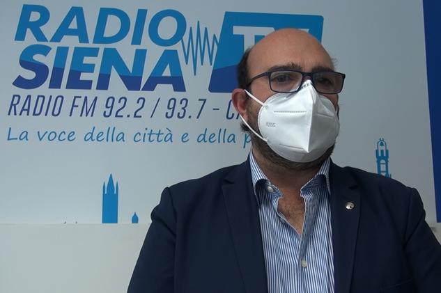"""Roberto Monaco: """"A Siena una comunità di medici di alto livello, chiediamo coesione e collaborazione"""""""