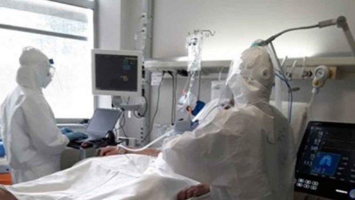 Scotte, 48 pazienti ricoverati in area Covid