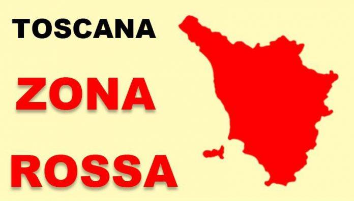 Toscana zona rossa: tutte le indicazioni su spesa, spostamenti, passeggiate e attività motoria