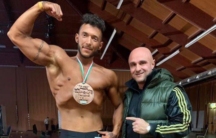 Bodybuilding: il senese Bruno Vannocci arriva terzo alla sua prima gara ufficiale