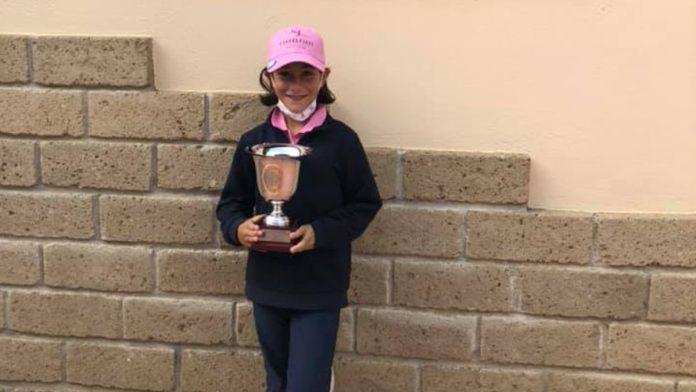 Golf giovanile, assegnati i titoli toscani: la senese Viola Guerrini campionessa under 12