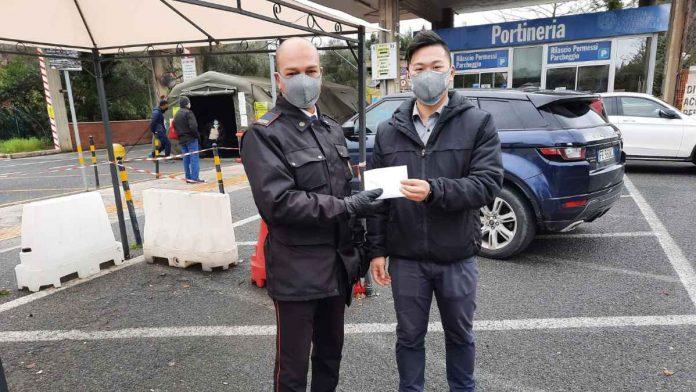 Un gesto di generosità: Sushiko regala buoni sconto alle Guardie giurate delle Scotte