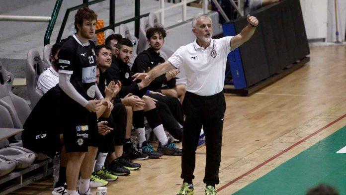 Turno infrasettimanale per la Ego Handball: domani arriva Merano