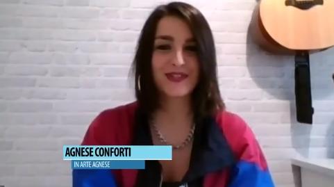 """Cantante senese in rampa di lancio: esce il singolo di Agnese Conforti, """"In arte Agnese"""""""