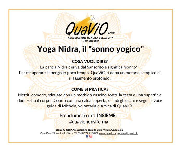 Praticare yoga con QuaViO: ecco come fare