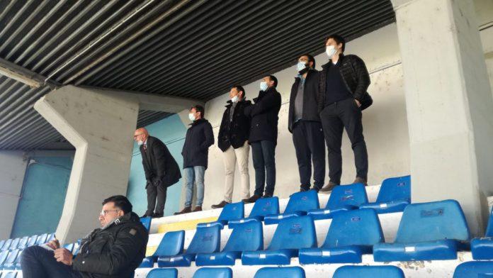 Acn Siena, contestazione dei tifosi a fine partita