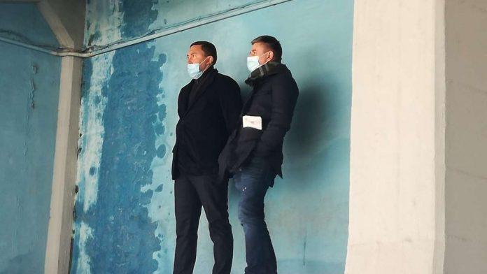 Acn Siena, il nuovo tecnico Gazzaev in tribuna per il match con la Sangiovannese