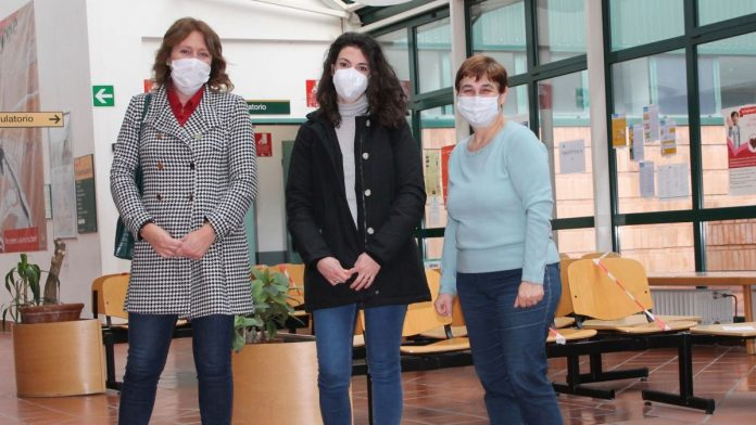 Ospedali Riuniti della Valdichiana, somministrato il primo vaccino anti-covid