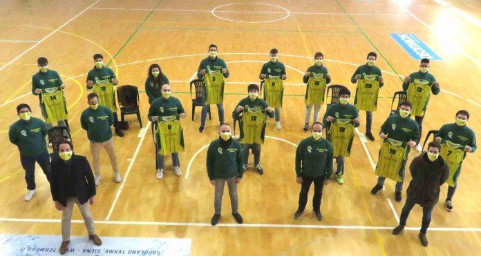 Vismederi Costone presenta squadra e sponsor