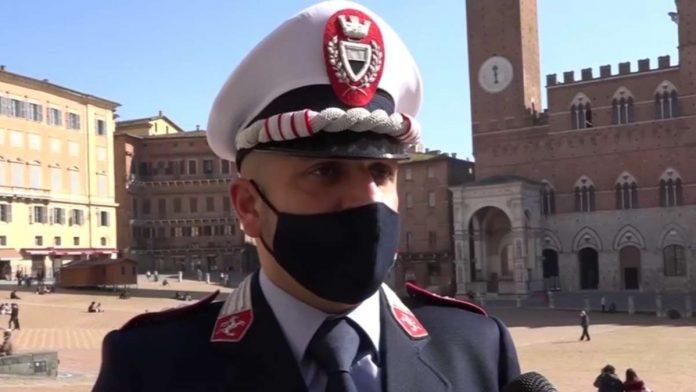 Siena: tensioni Strade Bianche-Aquila, Tafuro lascia il comando della Municipale