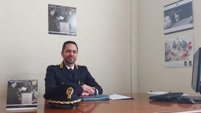 Digos Siena, cambio al vertice: ecco il Commissario Capo Valerio D'Adamo