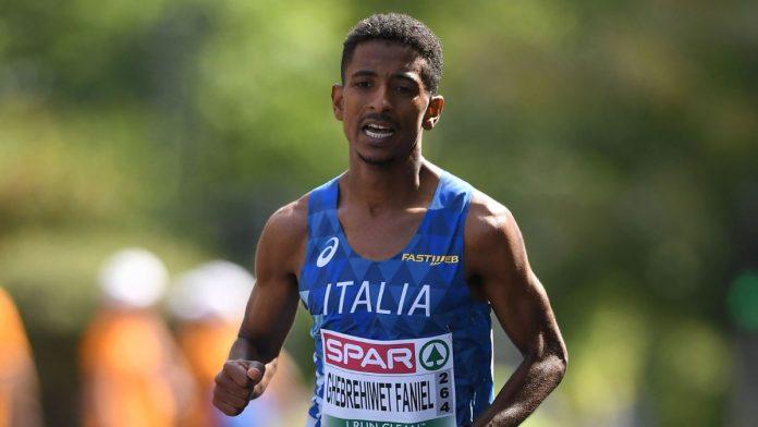 Eyob Faniel stabilisce il record italiano nella mezza maratona ad Ampugnano