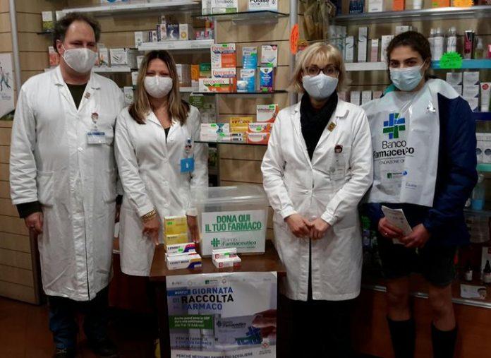 Banco Farmaceutico: a Siena raccolte 4320 confezioni