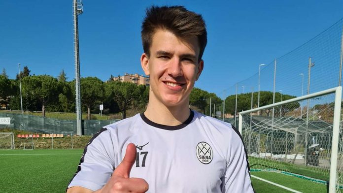 Mercato Acn Siena: arriva anche il terzino classe 2002 Matej Pavlak