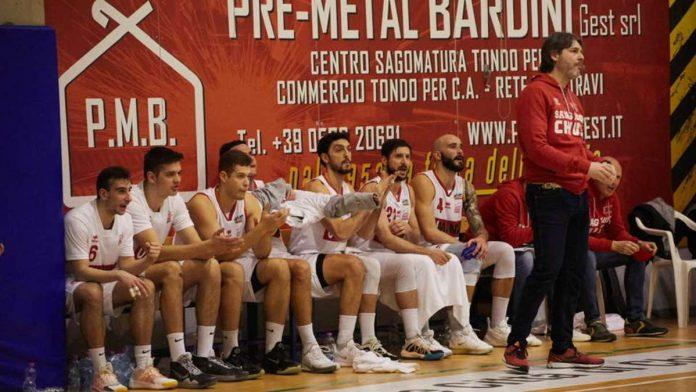 Basket serie B: San Giobbe Chiusi in vetta al girone, agganciata San Miniato