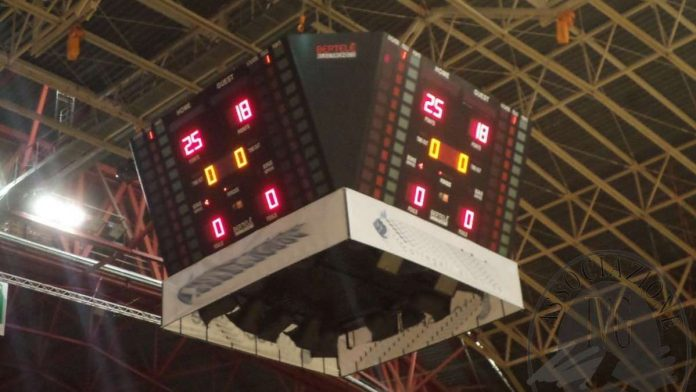 Fallimento Mens Sana Basket 1871: all'asta lo storico tabellone segnapunti