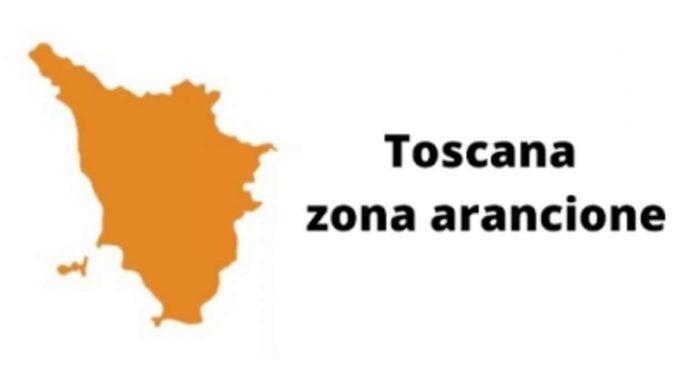 Covid: Toscana confermata in zona arancione anche per la prossima settimana