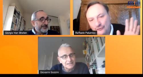 Giorgia Meloni pubblica il video delle offese del prof dell'Università di Siena. Solidarietà da parte del Presidente Mattarella