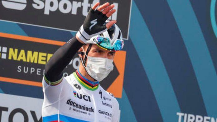 Tirreno-Adriatico: oggi la terza tappa con partenza da Monticiano
