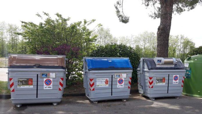 Murlo, riorganizzata la raccolta rifiuti con i contenitori ad accesso controllato