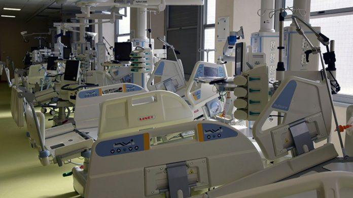 Area Covid Scotte: i pazienti sono 25