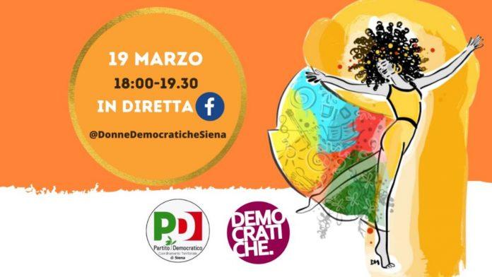 """""""Donne avanti tutta!"""" al via il ciclo di incontri delle Donne Democratiche Siena"""