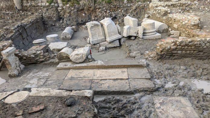 Fortuna, Iside e Igea riemergono dalle acque calde di San Casciano dei Bagni
