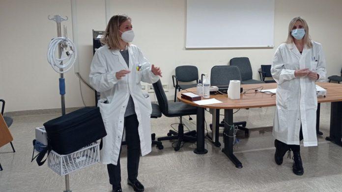 Cinque Lions Club donano un respiratore all'ospedale di Campostaggia