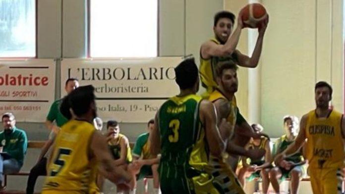 Basket serie C Silver, Vismederi Costone sconfitta sul campo della capolista Cus Pisa