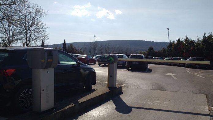 San Gimignano, parcheggi: terminati i lavori per l'automazione degli ingressi