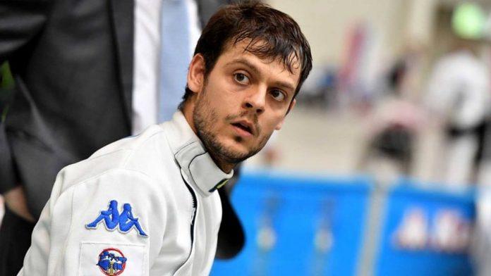 Paralimpiadi Scherma: sfuma la medaglia di bronzo per Matteo Betti