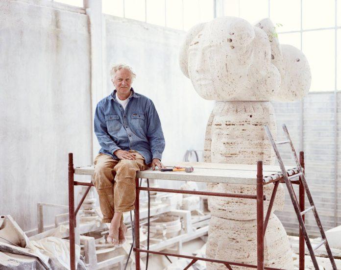 L'artista Matthew Spender è cittadino di Gaiole in Chianti e cittadino italiano: la prima richiesta 51 anni fa